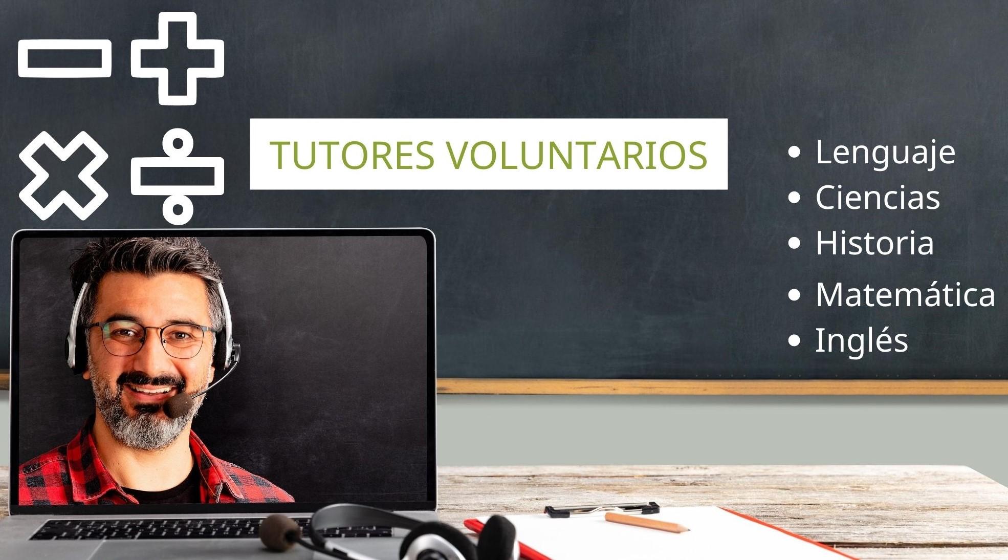 Programa Nivelando Sueños necesita tutores voluntarios!!!